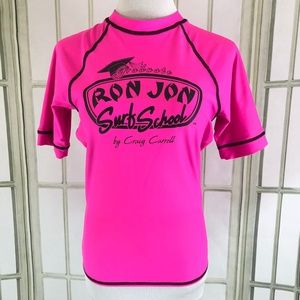 Ron Jon Women's Fitness Surf School Stretch Top